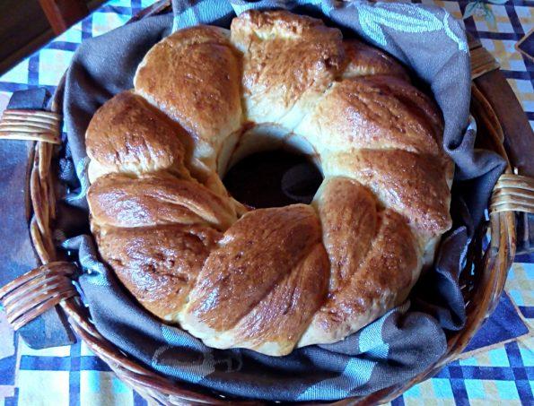 Kruh za velikonočne praznike